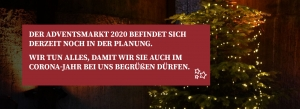 Adventsmarkt 2020 Wöltingerode